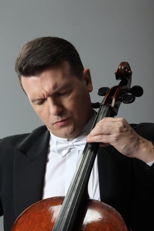 Tomasz Strahl w Filharmonii Uniwersyteckiej