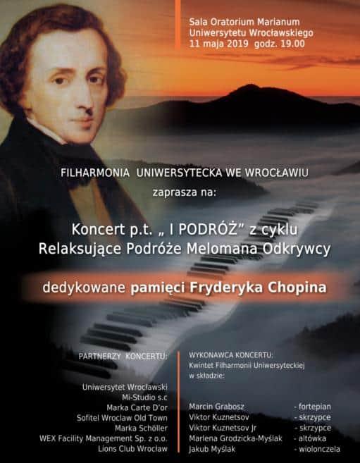koncert przywitanie wiosny Wrocław