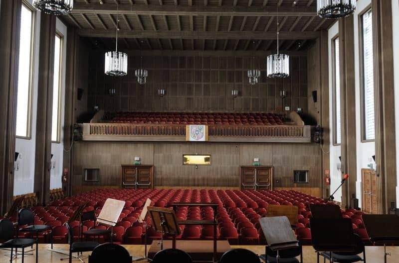 Sala koncertowa RW