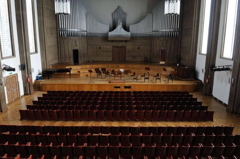 Sala koncertowa RW 2
