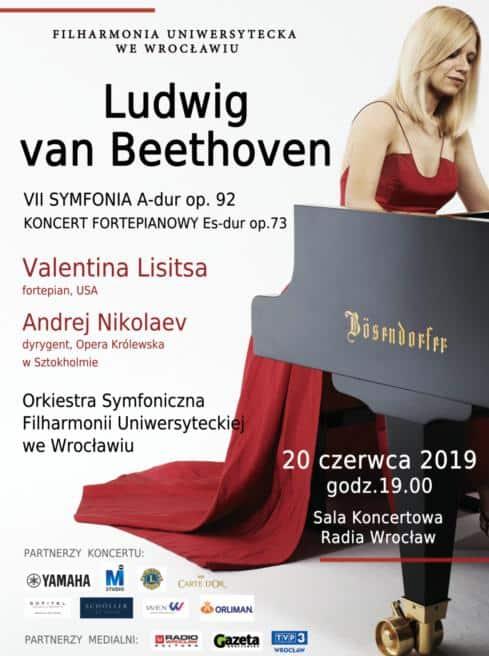 koncert Valentina Lisitsa Wrocław