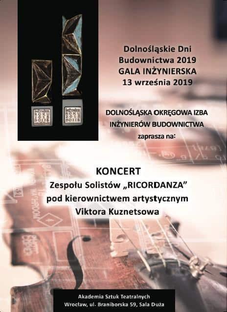 Filharmonia Uniwersytecka koncert 13.09.2019