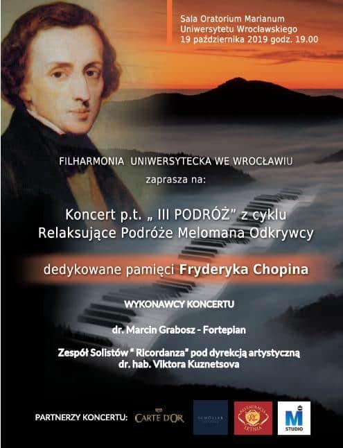 Koncert III Podróż Wrocław