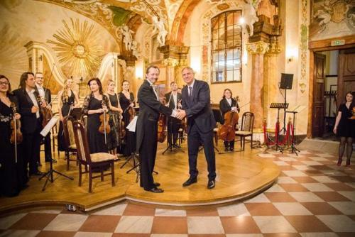 Filharmonia Uniwersytecka Viktor Kuznetsov i Wiesław Malucha